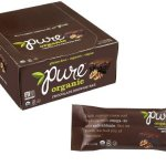 Amazon: Pure Organic Chocolate Fruit & Nut Bars, 12 ct. as low as $7.65
