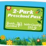 FREE Preschool Pass to Busch Gardens Williamsburg & more ($102 value)