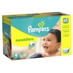 Amazon: Up to 50% off Pampers Diapers and more deals…