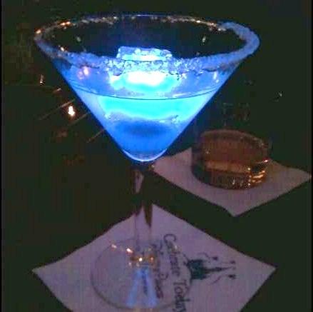 Disney's Blue Glowtini
