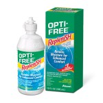 New Coupon for $5 Off Opti-Free or Clear Care Contact Solution
