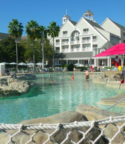 Disney's Beach Club Resort and Pool