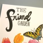"""Review of """"The Friend Garden"""" by Local NC Authors + Giveaway!"""