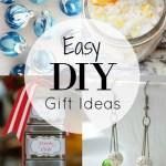 Easy DIY Gift Ideas (That Even Non-Crafty Folk Can Make!)