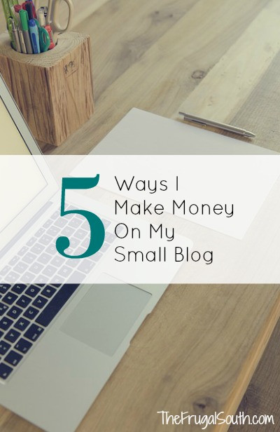 how to make money with blog posts