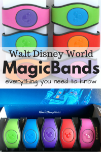 Disney Magic Bands 101 (Plus a Peek at the NEW MagicBand 2