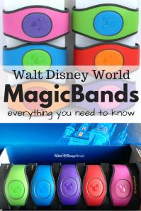 Disney Magic Bands 101 (Plus a Peek at the NEW MagicBand 2 ...