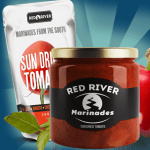 Free Sample from Red River Marinades