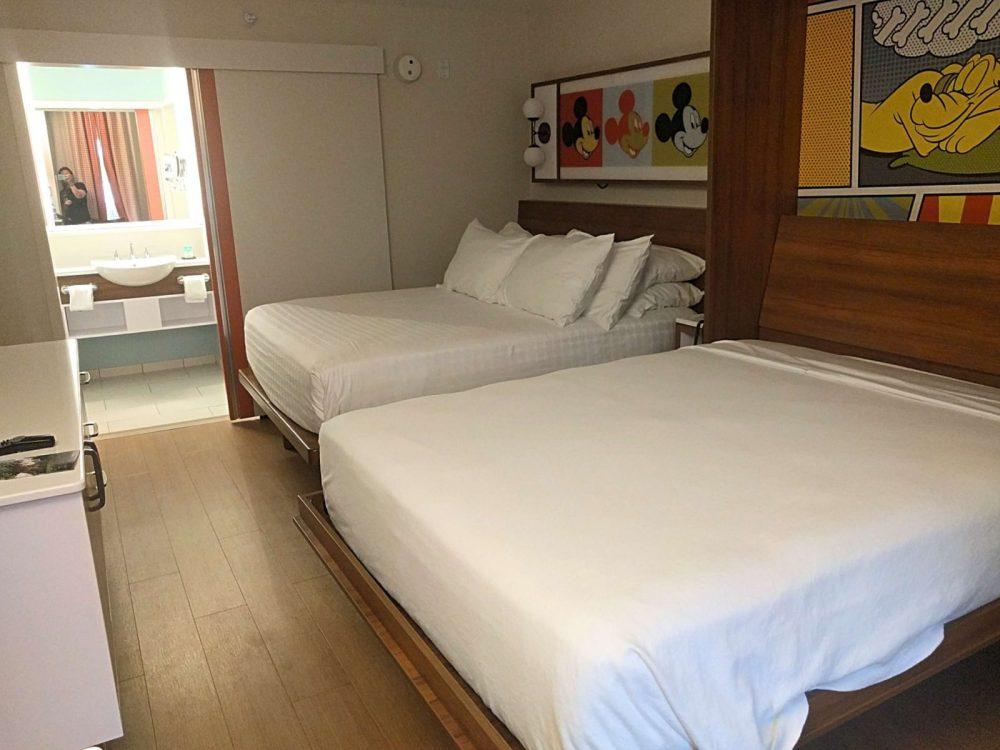 disney's pop century resort room