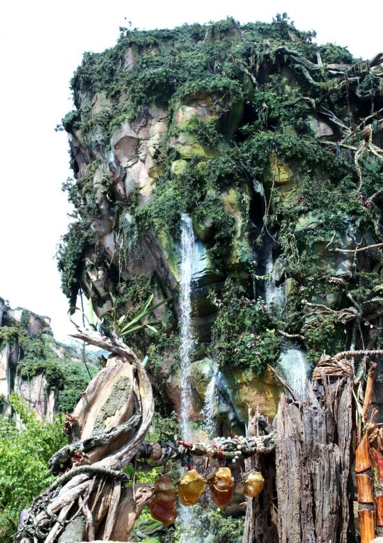 scenery in Pandora