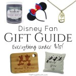 Disney Fan Gift Guide- Everything $15 and Under!
