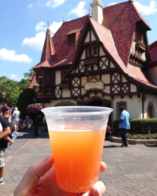 adult beverage at disney