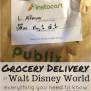 Disney World Grocery Delivery What You Need To Know How
