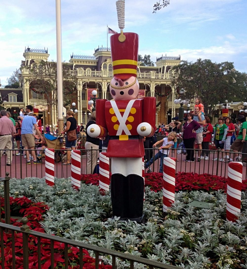 How to visit Disney World at Christmas on a budget! The ultimate guide to a cheap trip to Walt Disney World during the holidays. #disneyworld #familytravel #budgettravel