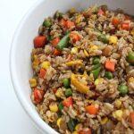 Easy Veggie Fried Rice