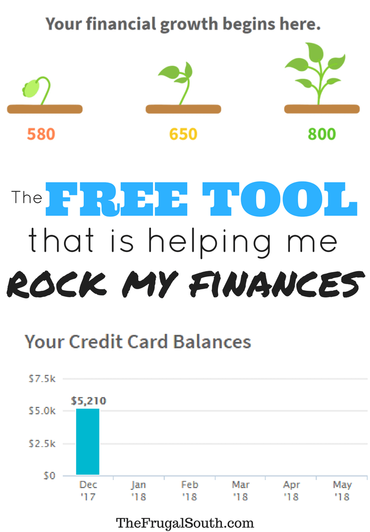 How Credit Sesame can help your monitor your credit card debt, improve your credit score, and rock your finances this year!
