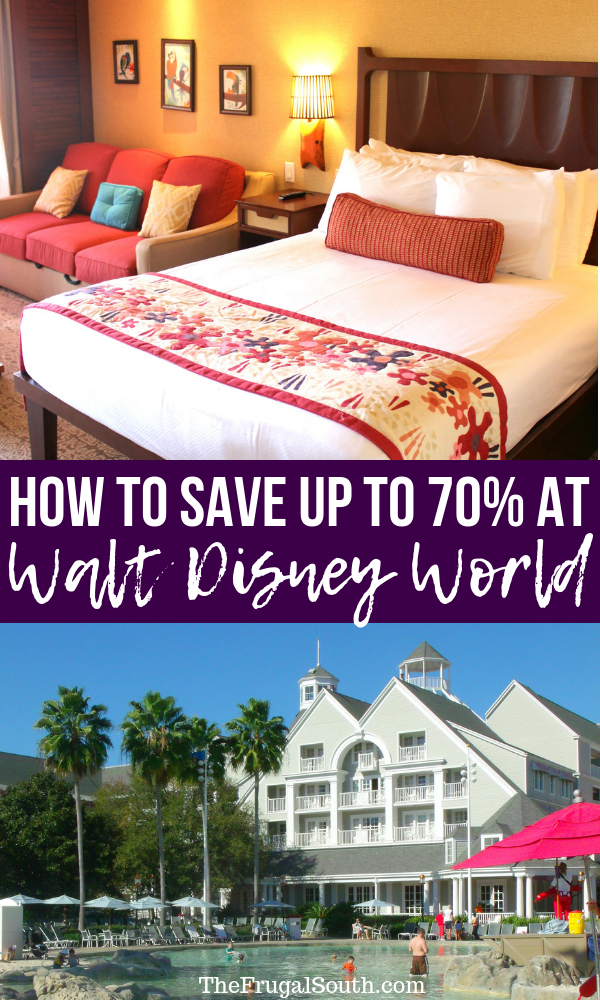 How to rent DVC points and save up to 70% at Disney World Deluxe Resorts! Save money at Disney World with vacation planning tips, tricks, and hacks for your next trip! #disneyworld #savemoney