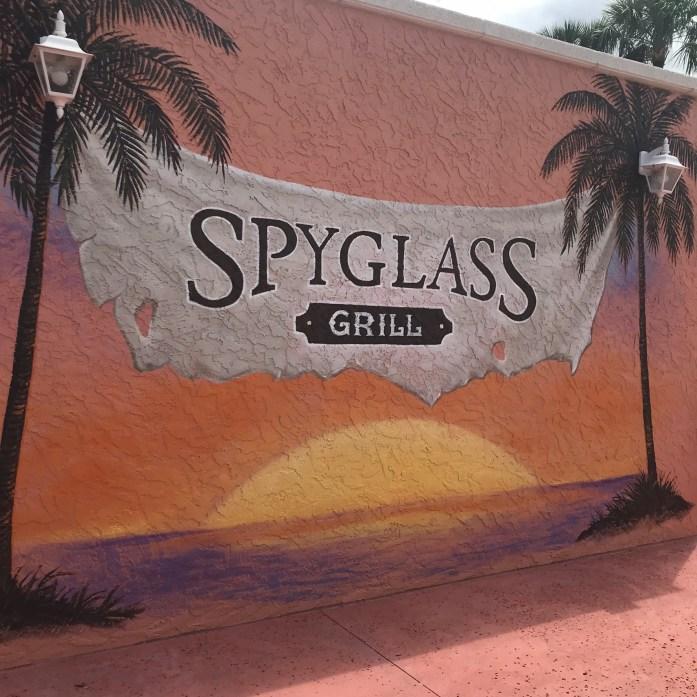 Spyglass Grill