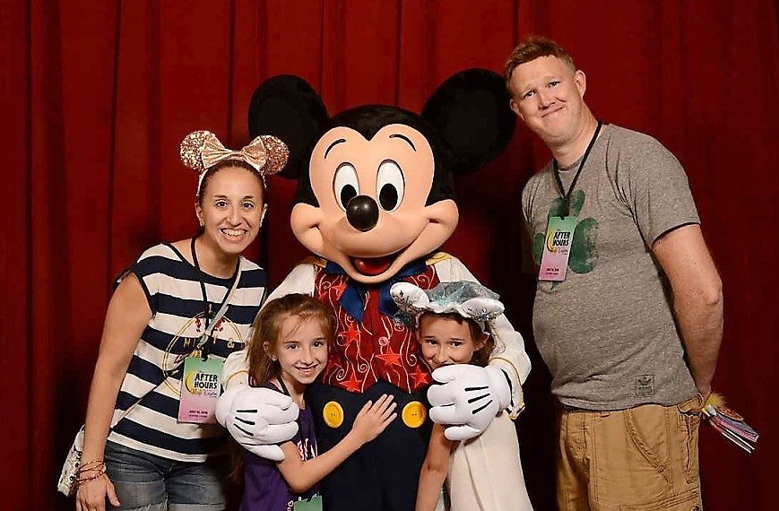 meet mickey disney world tips for first timers