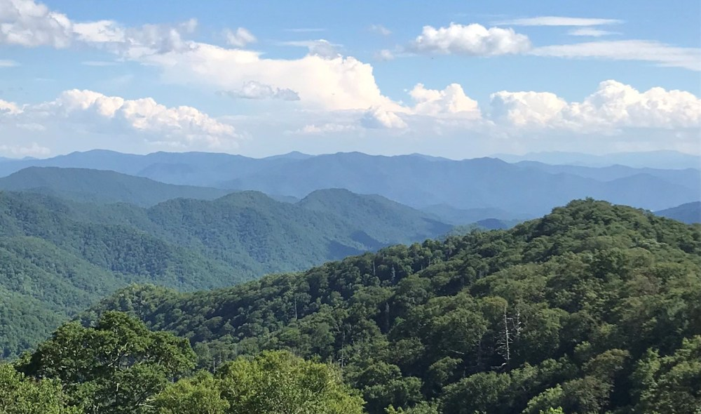 smoky mountains vista - things to do in pigeon forge TN