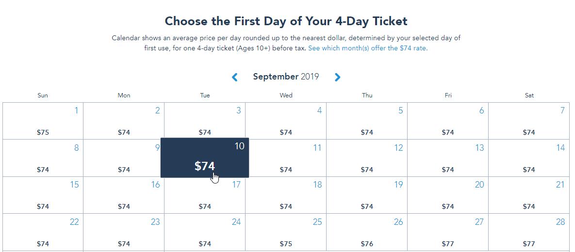 Top 10 Ways to Save Money on Disney World Tickets in 2019