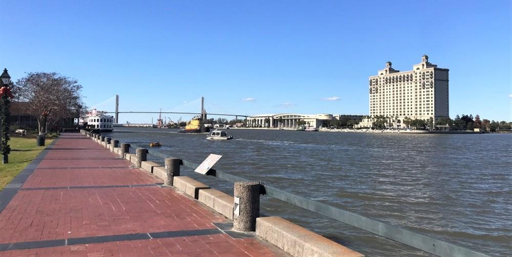 Savannah Belles Ferry Stop