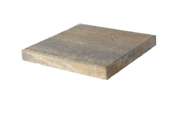 concrete stepping stone 16 inches square