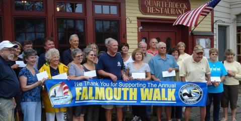 Sign Up for the Falmouth Walk!