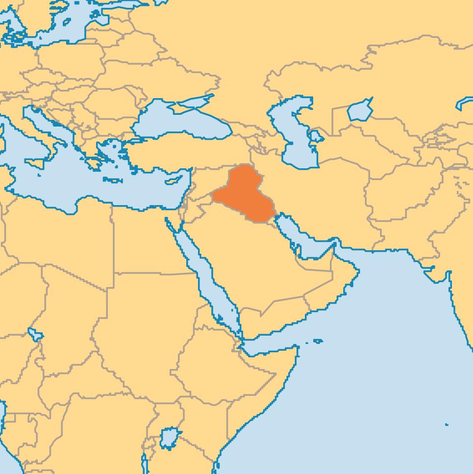 Iraq – The Fulda Gap