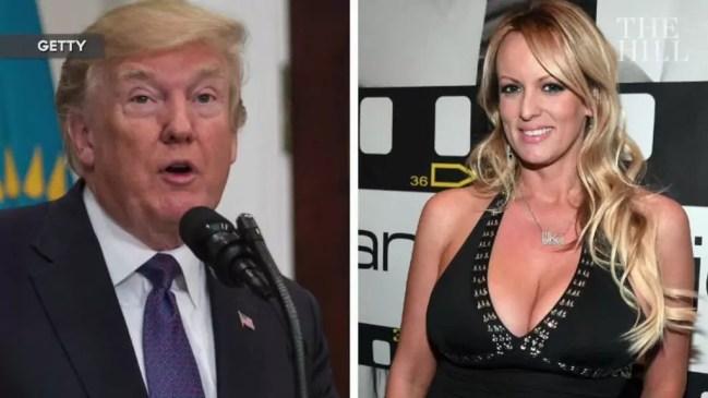 Stormy Daniels denies having affair with Trump | TheHill