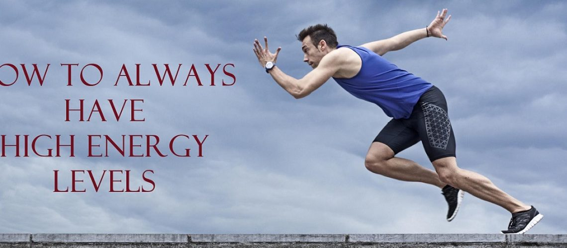How to Always Have High Energy Levels – Michael Sieber