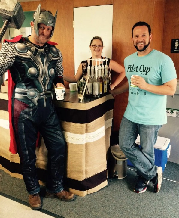 coffee cart halloween costume party - coffee-cart-halloween-costume-party - The Funky Brewster Coffee Catering