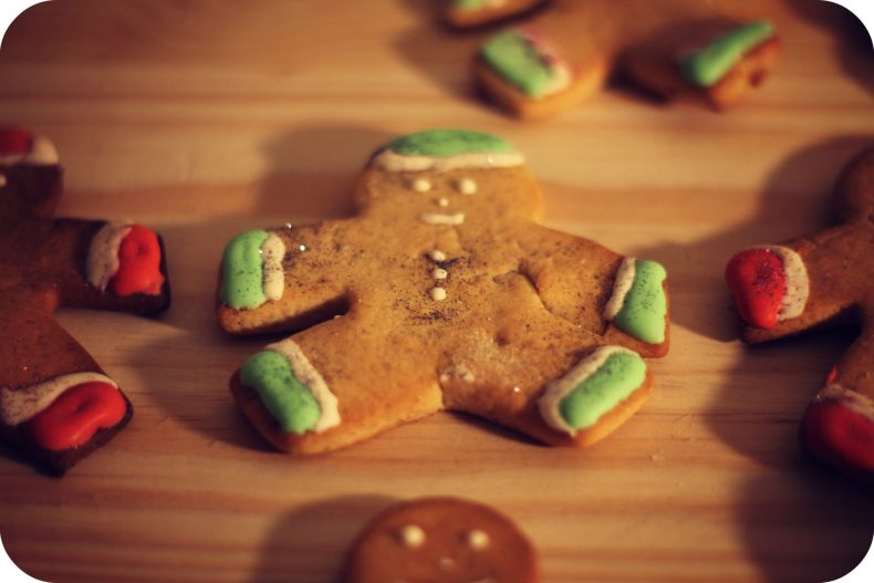 Gingerbread Men à croquer !