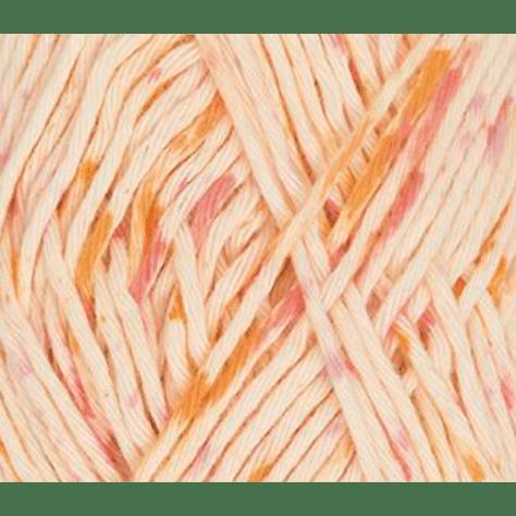 Coton Creative Cotton Print Aran Lilas / Orange - Rico Design - The Funky Fresh Project