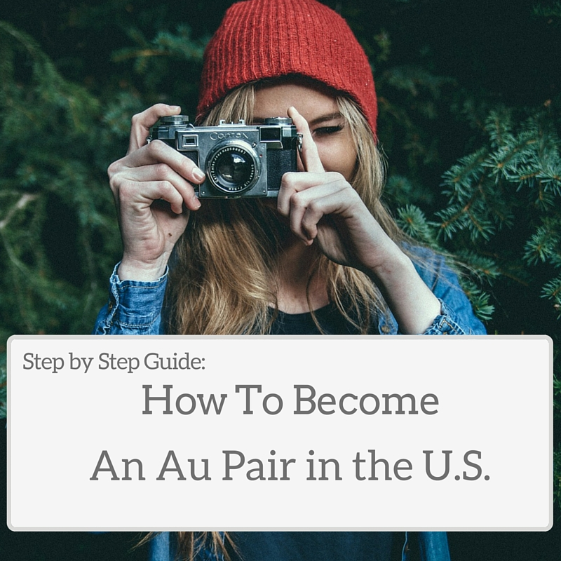 HOW TO BECOME AN AU PAIR - The Funny Nanny