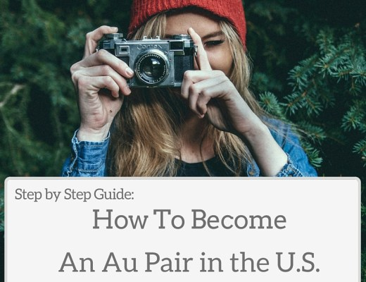 Step By Step Guide on what do you need to know to become an au pair in USA.