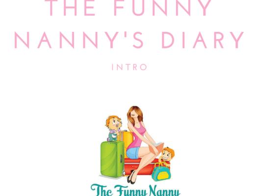 The Funny Nanny's Diary