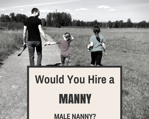 Would You Hire a Manny #manny #nanny