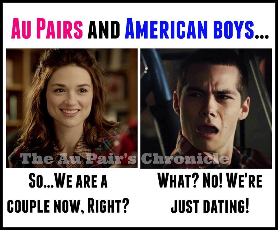 dating au pair