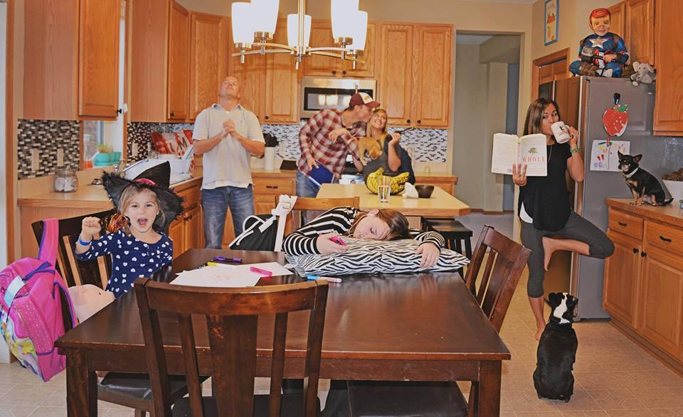 Downsizing with a family isn't easy, but learning to live with less saved us. See how our minimalist journey and downsizing transformed our family.