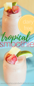 smoothie recipe, strawberry banana, strawberry banana smoothie recipe, pineapple juice, dairy free smoothie recipe, fruit smoothie recipe, Nutribullet