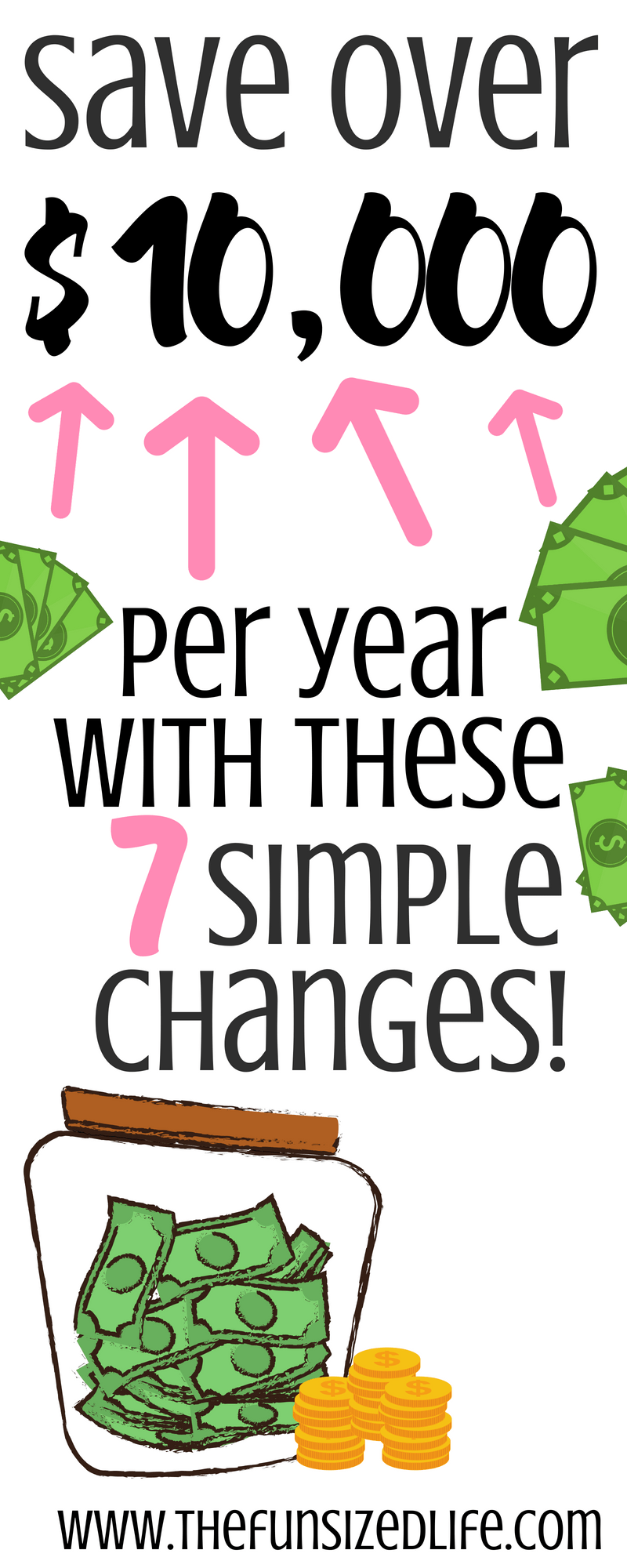 These steps are so easy! I seriously need more money in my life! #moremoney #budgeting #finances