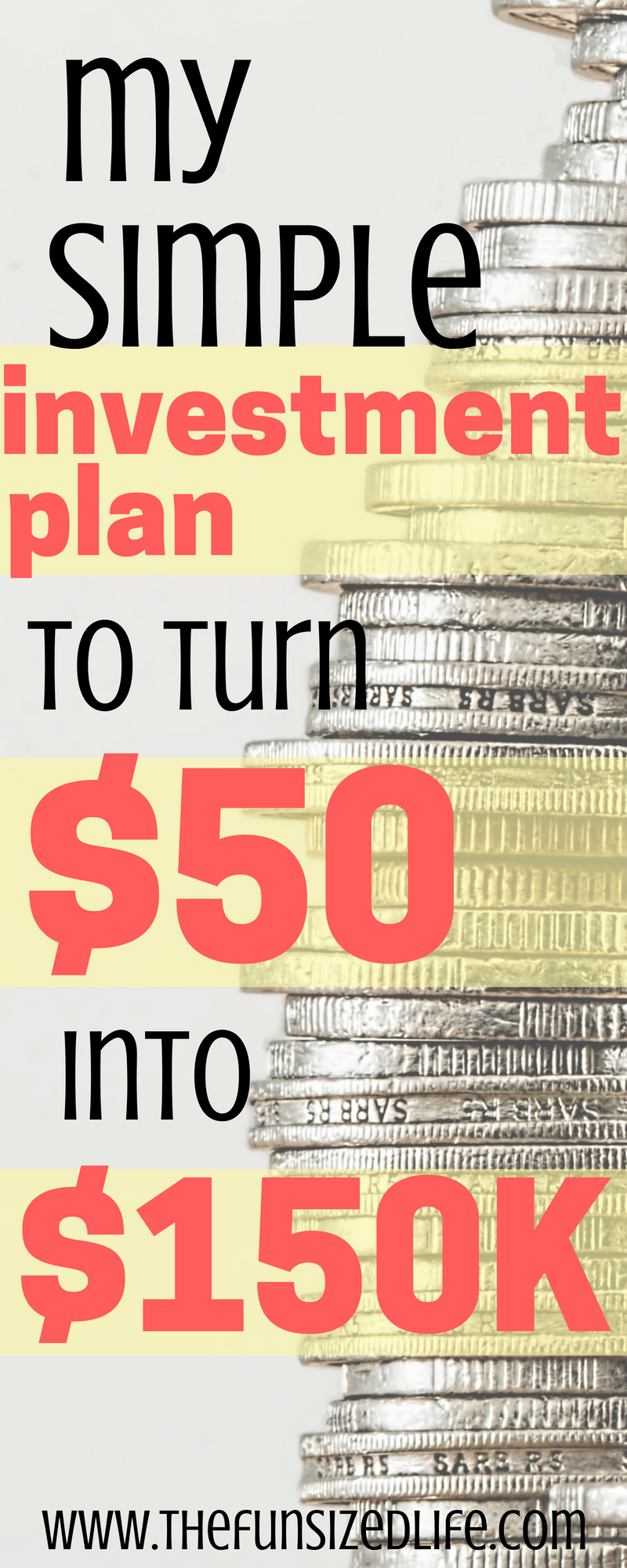 If you have never invested before you need to see this post! It's crazy how easily you can get started. #investing #makemoney #budget #money