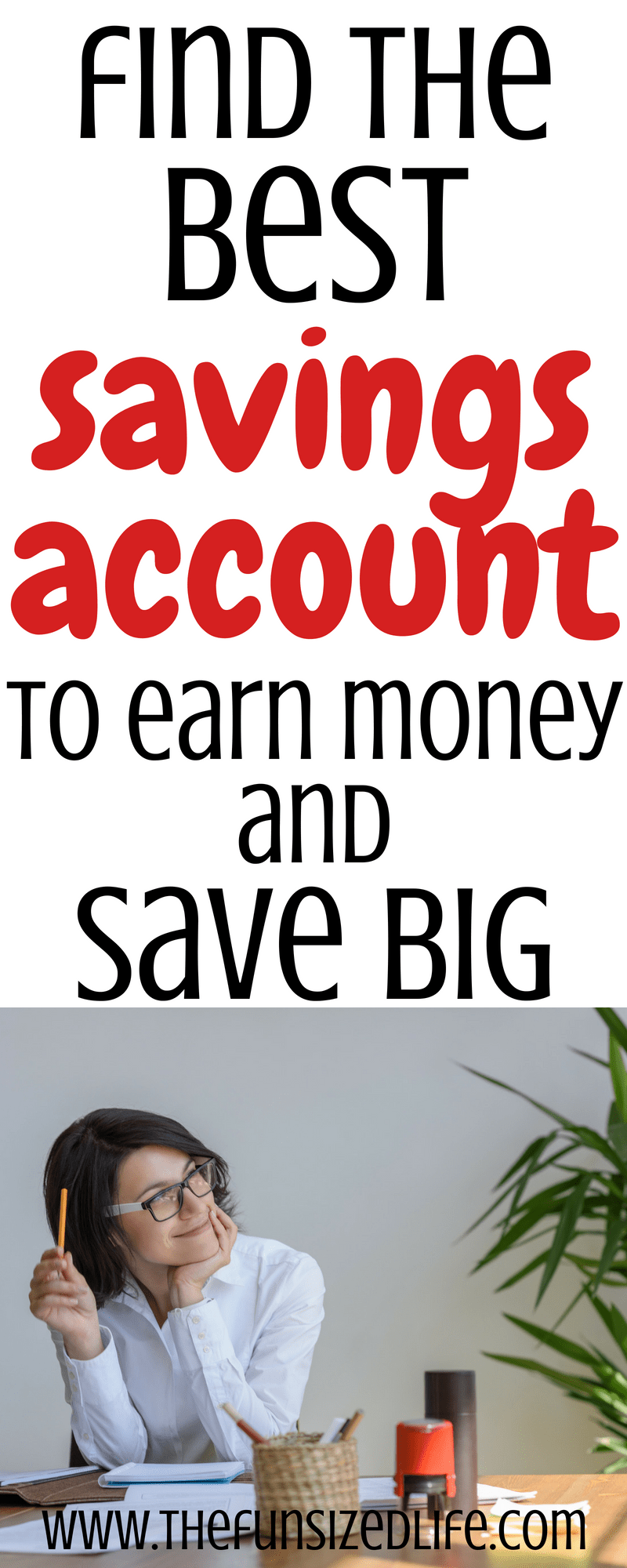 So many savings accounts. Which one is the right one? You can invest, save and earn interest! #savingsaccounts #saving #savemoney #banking #onlinebanking