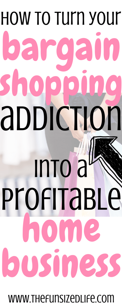 If you have a serious bargain shopping addiction, you may be able to start a profitable home business from it! Check out how to make money with Amazon FBA!