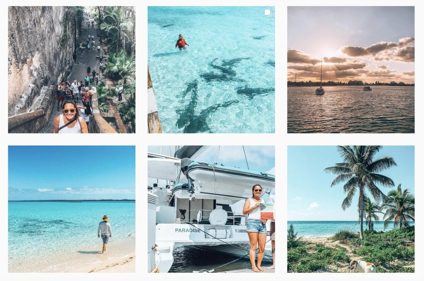 This woman used her blog as a debt free side hustle to pay off student loans. Now she travels the world by land and sea making a full-time blogging income.