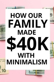 This family thought they were just downsizing to live the simple life and wound up generating an additional $40K per year! Now they want to tell you how!