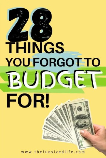 People make budgeting mistakes. Get your budget on track, put your money in the right place, start debt payoff and sinking funds the right way.