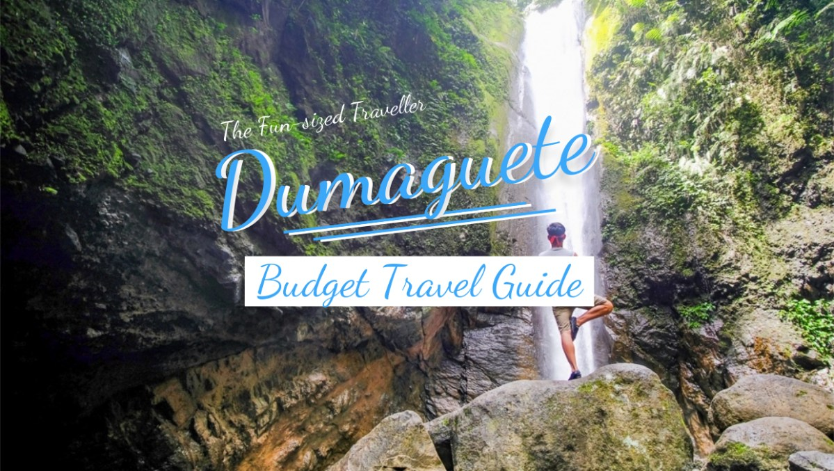 DUMAGUETE BUDGET TRAVEL GUIDE (itinerary, expenses and top attractions)