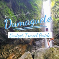 DUMAGUETE: A PRACTICAL TRAVEL GUIDE FOR DIY & BUDGET TRAVELERS [UPDATED as of 2021]